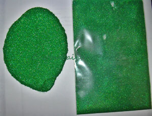 25g Emerald Green Color Metal Flake 004 Ppg Power Coat Auto Paint Clear Coat