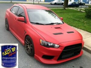1 Gallon Red Performix Plasti Dip Ready To Spray Rubber Dip Coating Sprayable
