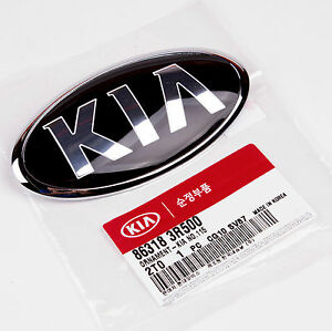 Genuine Oem Kia Emblem Forte Optima 2011 2016 86318 3r500