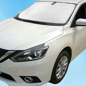 Fit For Nissan Sentra 2013 2018 Front Windshield Window Sun Shade Uv Block