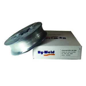 Stainless Steel Mig Er308l Mig Welding Wire 030 10 Lb Spool Free Shipping