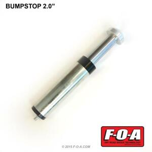 F o a 2 0 Id Bumpstop Travel 2 Or 4 Off Road Suspension Truck Jeep Part Fox