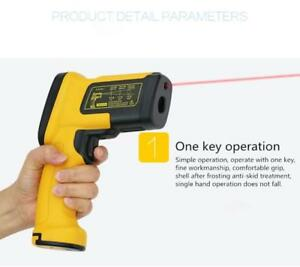 Handheld Lcd Infrared Temperature Laser Gun Thermometer Pyrometer 18 1650 Degre