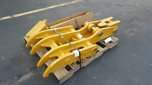New 24 X 58 Heavy Duty Hydraulic Thumb For Caterpillar Excavators