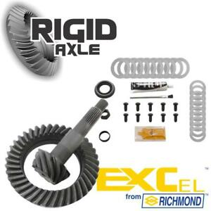 Gm 7 5 10 Bolt Richmond Excel 3 42 Ring And Pinion Gear Set With Install Kit