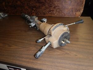 Jeep Wrangler Yj 87 95 Tilt Steering Column Automatic With Key Free Ship