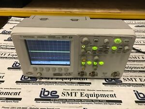 Agilent Dso5032a Digital Storage Oscilloscope 300mhz 2 Channels