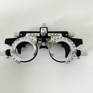 Universal Adjustable Optical Trial Lens Frame Optometry Trial Frame New