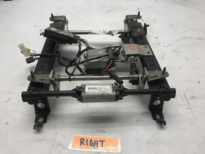 97 04 Chevrolet Corvette C5 Complete Right Power Seat Track Assembly Module