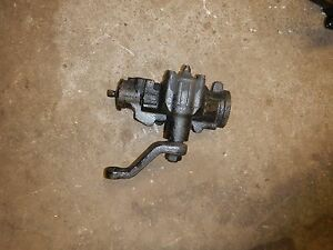 Jeep Cherokee Xj 84 01 Power Steering Gear Box Free Shipping