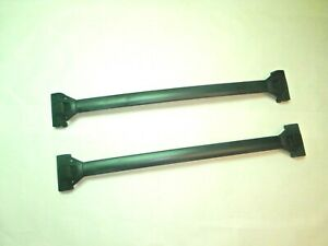 Jeep Grand Cherokee Wj 99 04 Roof Rack Cross Rails Pair Free Shipping