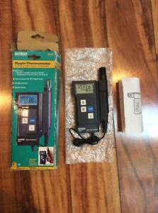 Extech Instruments Hygro thermometer Model 45320 Nib