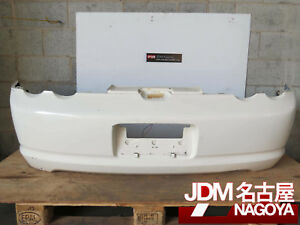 Jdm 02 04 Honda Integra Dc5 Type R Acura Rsx Type S Rear Bumper Without Lip