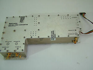 Tektronix 829 Mhz 2nd Converter 119 1131 03 For 492