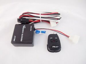Universal Remote Wiring Harness For 2 Lights Switch Fog Flood Spot Light Led