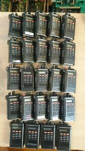 Lot Of 24 Motorola Saber Hand Held Walkie Talkie Radios