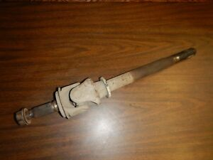 Jeep Wrangler Yj 87 95 Dana 30 Driver Front Left Axle Shaft Non abs