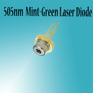 Sharp 505nm Cw 35mw Mint green Laser Diode gh05030c2lm To18 5 6mm