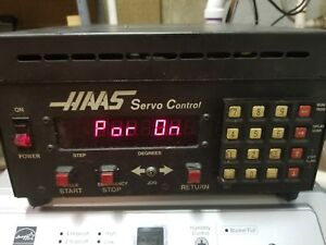 Haas Servo Controller Single Phase