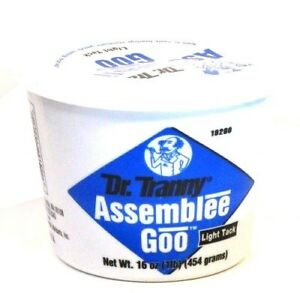 Transmission Assembly Lube Blue Goo Lubegard Dr Tranny Assembly Grease