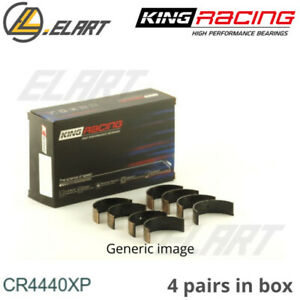 King Racing Big End Con Rod Bearings Cr4440xp Std For Ford 1 6 2 0 Ohc