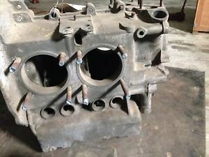 1200 Cc Volkswagen Aircooled Engine Case Good Used One Case 1961 1965