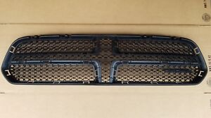 Fits 2014 2017 Dodge Durango Front Bumper Black Upper Grille Panel New