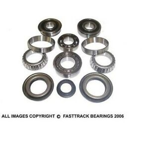 Bmw Mini Midland 5 Speed Gearbox Bearing Rebuild Kit