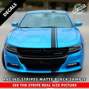 Single Offset Rally Racing Stripes For Any Car One Stripe 72 Long 39