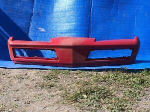 1984 Pontiac Firebird Trans Am Oem Used Front Bumper Cover bp0464