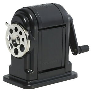 Scsp 380135 x acto Boston Ranger 55 Heavy Duty Pencil Sharpener Silver