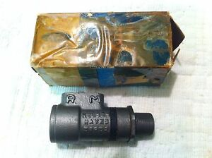 Nos Shelby Mustang 1965 1966 New Kelsey Hayes Disc Brake Proportioning Valve