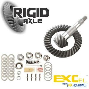 Late Dana 35 Richmond Excel 4 88 Ring And Pinion Gear Set W Master Bearing Kit