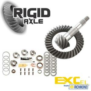 Ford Dana 35 Richmond Excel 4 88 Ring And Pinion Gear Set W Master Bearing Kit
