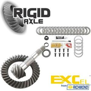 Ford Dana 35 Richmond Excel 4 88 Ring And Pinion Gear Set W Master Install Kit