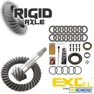 Late Dana 35 Richmond Excel 4 88 Ring And Pinion Gear Set W Master Install Kit