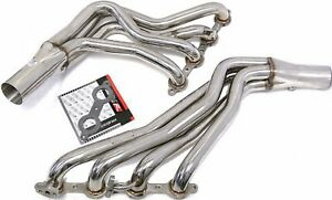 Obx Header Manifold Exhaust For 2000 To 2002 Trans Am camaro 5 7l Ls1 F Body