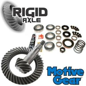 4 56 Motive Ring And Pinion Gear Set W Bearing Kit Gm Chevy 8 25 Ifs 4x4