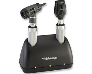 Welch Allyn 932339 Desk Charger Macroview Otoscope Upgrade And 11720 Opthal