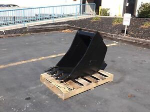New 18 Wain Roy Style Backhoe Bucket To Fit 1 4 Yd Coupler