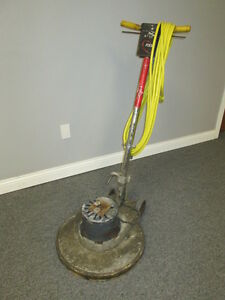 Nss Thoroughbred 20 Floor Machine Buffer W New Power Cord