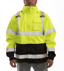 Tingley J24122 Icon Ansi Class 3 Jacket Waterproof Breathable l 2xl