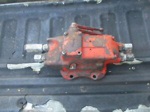 1965 Case 930 Diesel Comfort King Tractor Hydraulic Valve Free Shiip