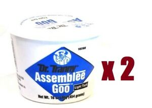 Transmission Assembly Lube Blue Lubegard Dr Tranny Assembly Grease 2 Pcs