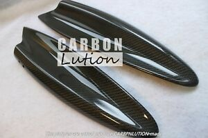 Carbon Fiber Door Pull Door Map Pocket Lid And Ac Vents Combo For Porsche 996