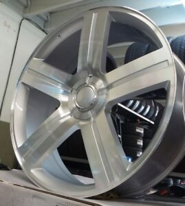 26 Inch Texas Edition Rims Wheels Tire Will Fit Chevy Gmc Asanti Forgiato Dub