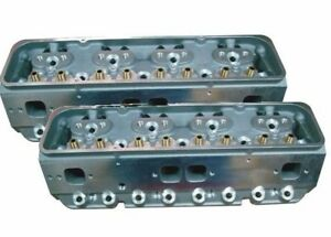 Precision Race Engines Aluminum Cylinder Heads Small Block Chevy Flow 270cfm