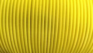 3 16 Yellow Bungee Shock Cord Marine Grade Cut To 10 15 20 25 50 100 Ft