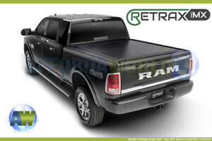 07 13 Silverado sierra 8ft Bed No Dually Retraxpro Mx Cover With Stake Pockets
