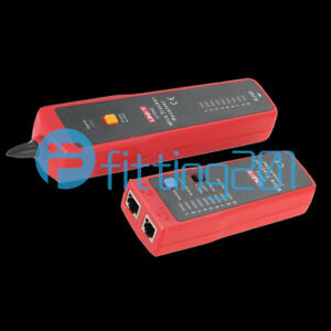 Uni t Ut682 Handled Telephone Phone Network Cable Line Wire Tracker Tester New